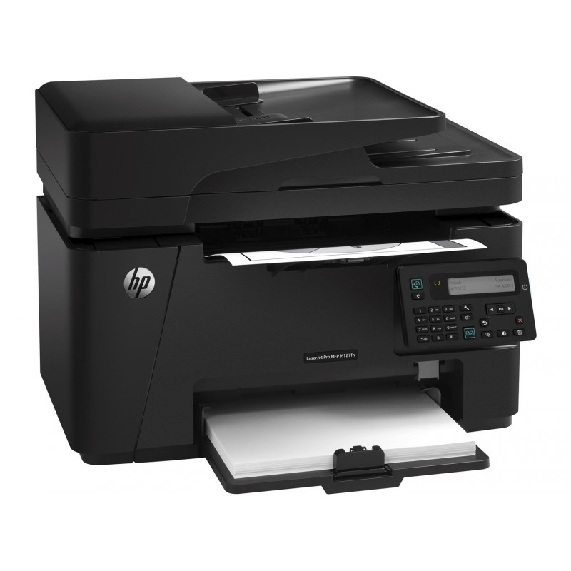 imprimante multifonction hp laserjet pro mfp m127fn. Black Bedroom Furniture Sets. Home Design Ideas