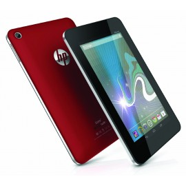 "Tablette HP Slate 7 2801 Rouge - 7"" 8GB Beats Audio Wi-Fi (E0P94AA)"