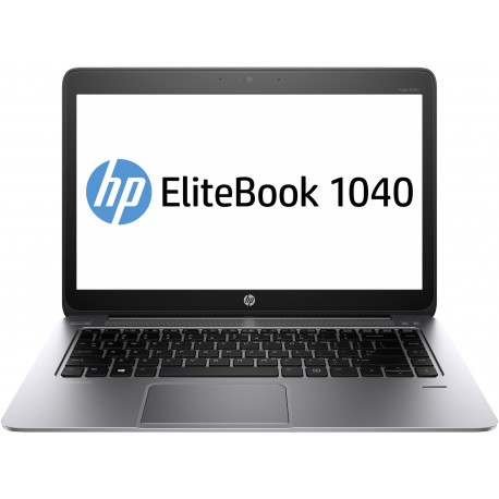 Hp ELITEBOOK FOLIO 1040 G1 - intel core i5 - 256 GO - écran 14""