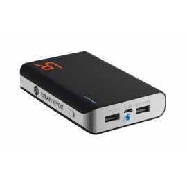 Batterie de secours Trust UR Powerbank portable phone charger 8800 mAh avec 2 ports USB