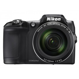 Appareil photo Nikon COOLPIX L840 Noir - 16MP/ 38X + Étui et Carte SDHC 8GB Offertes