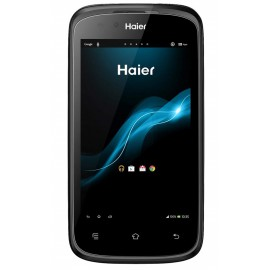 "Smartphone Haier Phone W716S - Andriod 4"" + Coque blanche et film protection écran offerts"