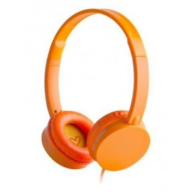 Energy Sistem Casque Colors Tangerine