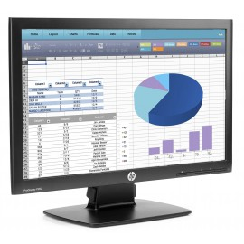 Moniteur HP ProDisplay P202 de 50,8 cm (20 pouces) (K7X27AS)