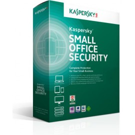 Kaspersky Small Office Security version 4.0 (10 postes + 1 server, 1 an)