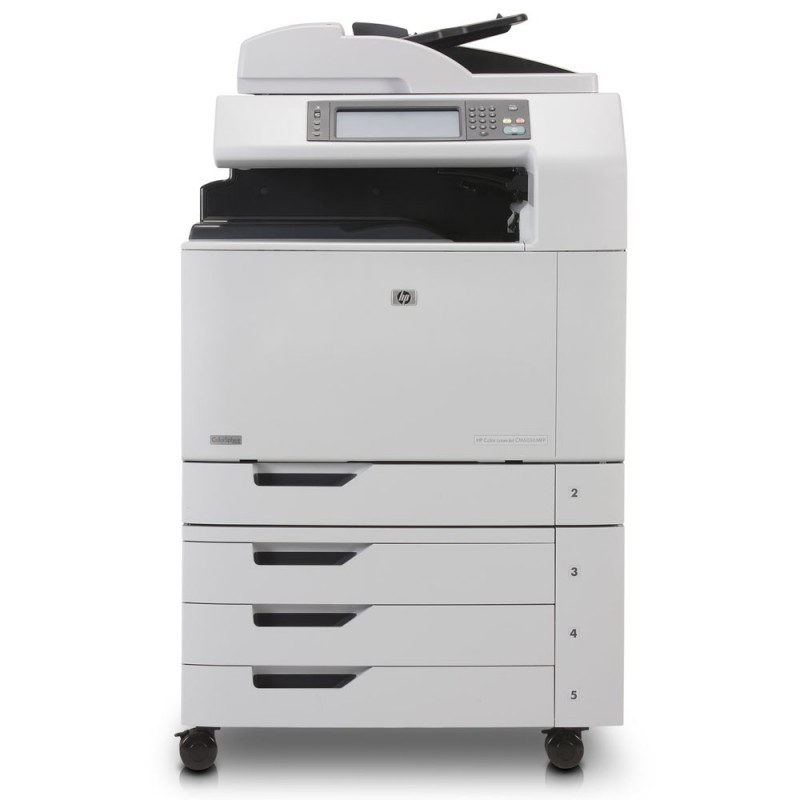 imprimante a3 multifonction hp color laserjet cm6030f avec. Black Bedroom Furniture Sets. Home Design Ideas