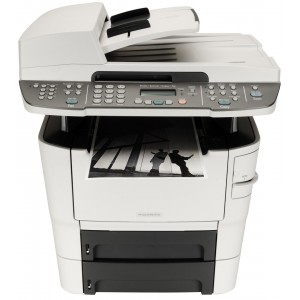 Imprimante multifonction HP LaserJet M2727nfs (CB533A)