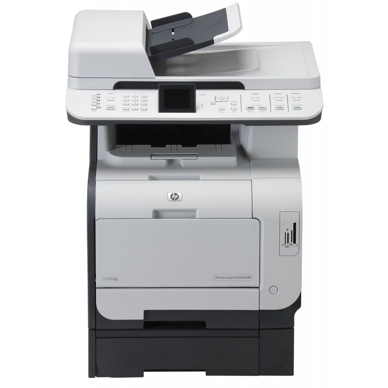 imprimante multifonction hp color laserjet cm2320fxi cc435a maroc. Black Bedroom Furniture Sets. Home Design Ideas