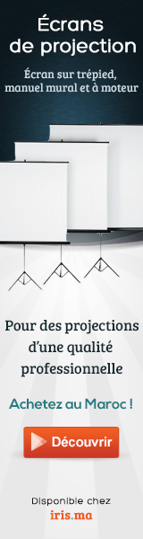 ECRAN DE PROJECTION