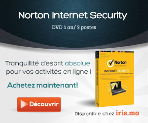 Symantec Norton Internet Security - DVD 1 an/ 3 postes (21298507)