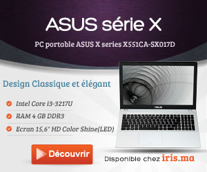 PC portable ASUS X series X551CA-SX017D