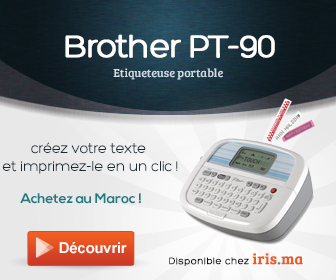 Etiqueteuse portable Brother PT-90