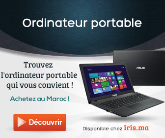 ORDINATEUR PORTABLE