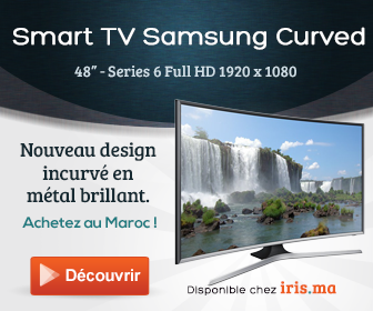 Smart TV Samsung Curved J6370 Series 6 Full HD 48