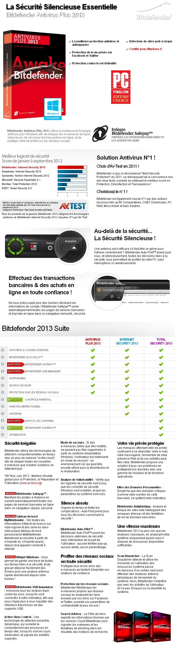 bitdefender antivirus plus 2013 dvd slim maroc. Black Bedroom Furniture Sets. Home Design Ideas