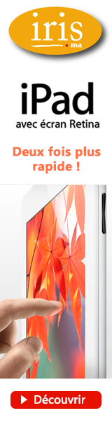 iPad avec cran Retina - Apple