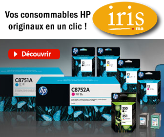 cartouche d'encre toner HP