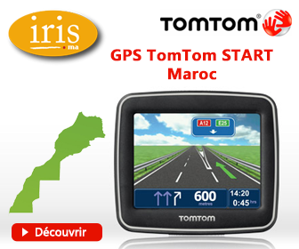 gps maroc