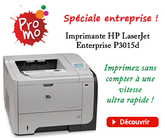 Imprimante HP LaserJet Enterprise P3015d (CE526A)