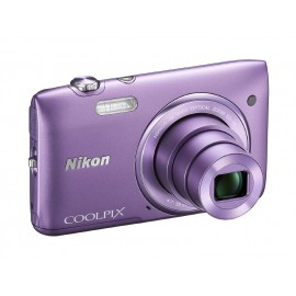 Appareil photo Nikon Coolpix S3500 - 20.1MP /7X