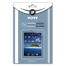 "Universal Screen Protection pour tablette 7"" - Port Designs"