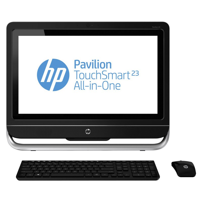ordinateur hp pavilion touchsmart 23 f340ef e8t69ea maroc. Black Bedroom Furniture Sets. Home Design Ideas
