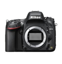 Nikon Appareil Photo Reflex D610 Boîtier Nu