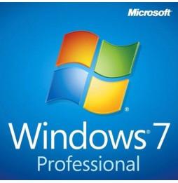 Microsoft Windows 7 Professionnel SP1 32 bits (Anglais) - Licence OEM (DVD)