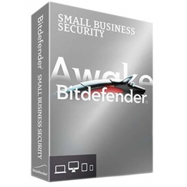 Bitdefender for Small Business Pack - Licence 1 an 1 serveur + 10 postes