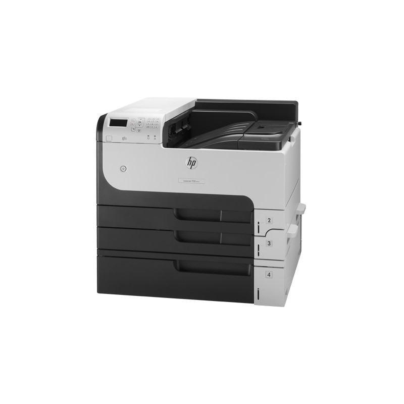 imprimante a3 monochrome hp laserjet enterprise 700 m712xh. Black Bedroom Furniture Sets. Home Design Ideas