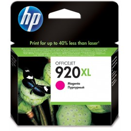 Cartouche d'encre magenta HP Officejet 920XL (CD973AE)