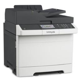 Imprimante Multifonction Laser Couleur Lexmark CX410de (28D0561)
