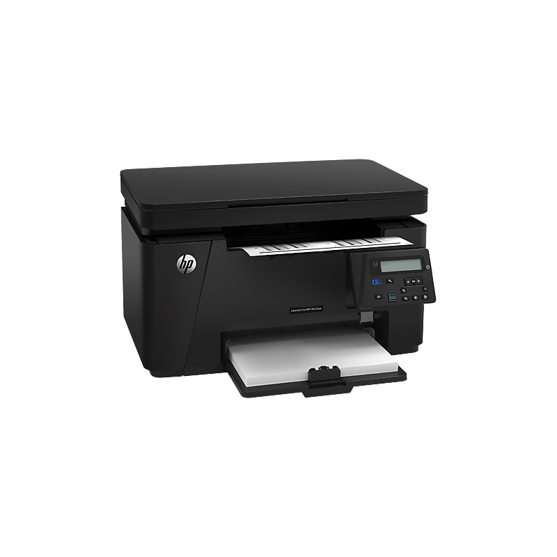 imprimante wi fi multifonction noir hp laserjet pro m125nw. Black Bedroom Furniture Sets. Home Design Ideas