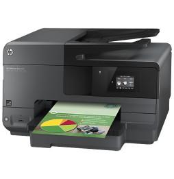 Multifonction jet d'encre couleur e-tout-en-un HP Officejet Pro 8610 (A7F64A)