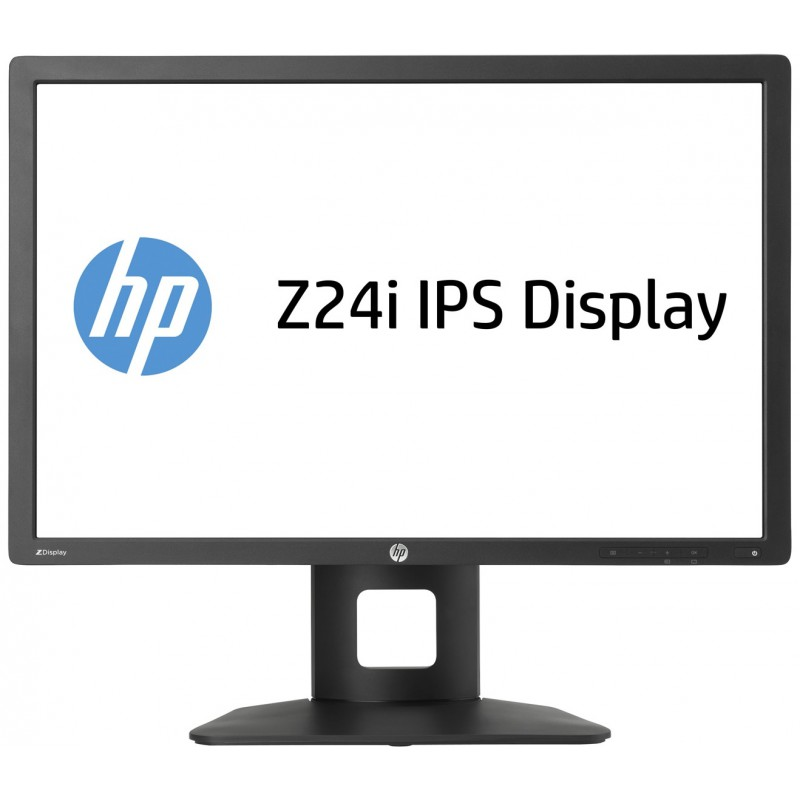 moniteur hp z z24i 24 pouces r tro clairage ips led. Black Bedroom Furniture Sets. Home Design Ideas