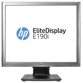 Ecran à rétroéclairage LED HP EliteDisplay E190i 18,9 pouces (E4U30AS)