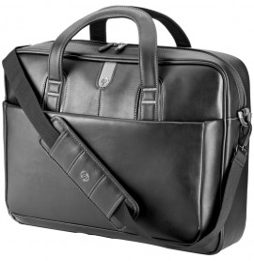 "Sacoche en cuir HP Professional (17,3"") (H4J94AA)"