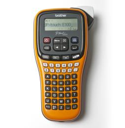 Etiqueteuse portable industrielle Brother PT-E100VP