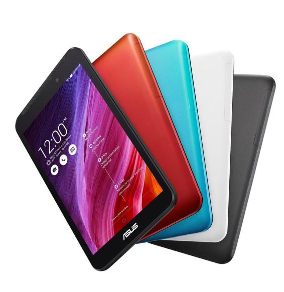 """Tablette 3G Wi-Fi ASUS Fonepad 7 (FE170CG) - 7"""", 4/ 8 GB, Android 4.3 (Dual Sim)"""