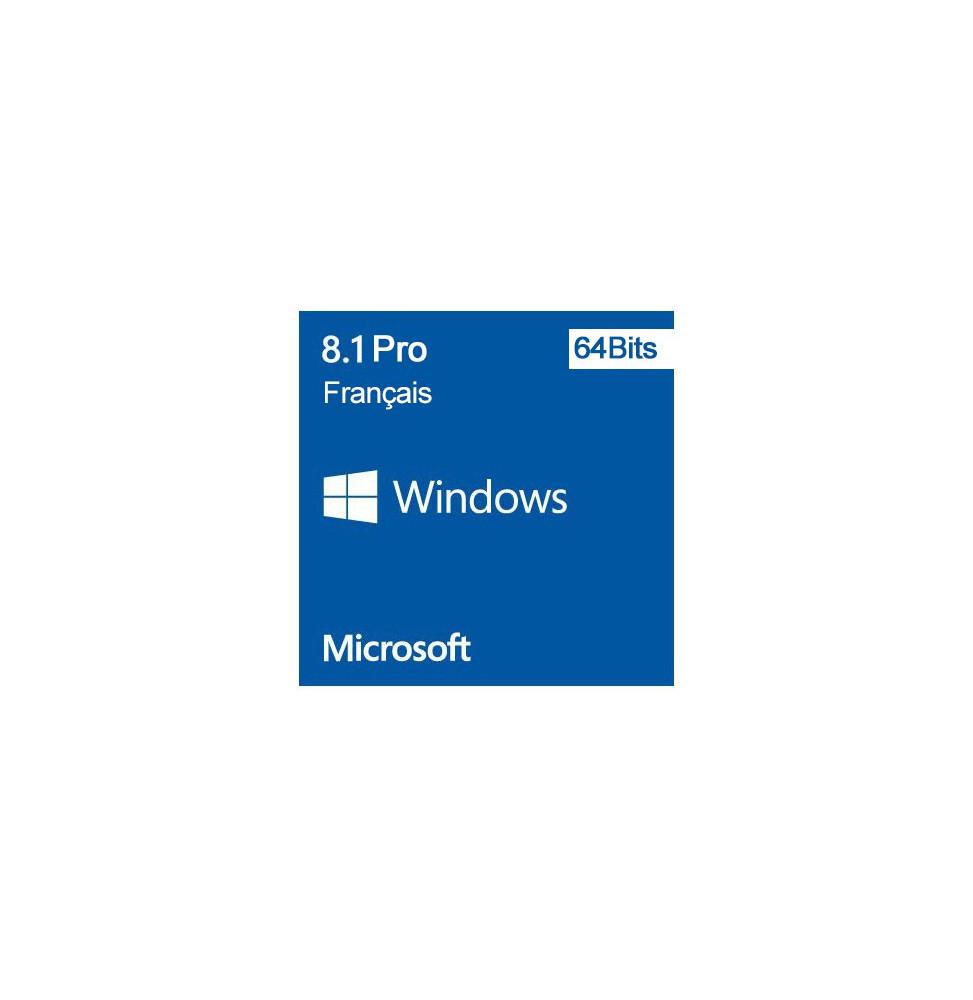 Microsoft windows 8 1 pro 64 bits fran ais licence oem dvd maroc - Open office francais windows 8 ...
