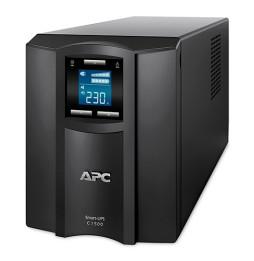 Onduleur line interactive APC Smart-UPS C 1500VA LCD 230V (SMC1500I)