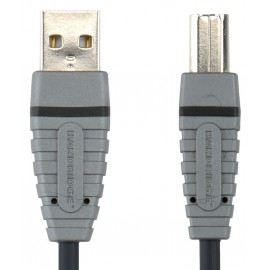 Câble USB Bandridge A Mâle / USB B Mâle