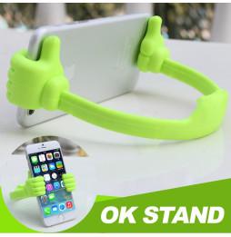 Support OK stand pour les smartphones et les tablettes