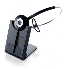 Micro-casque Anti-Bruit sans fil professionnel Jabra PRO 920