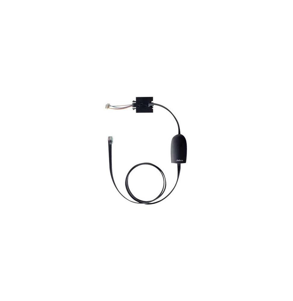 adaptateur ehs pour les micro casques sans fil jabra et. Black Bedroom Furniture Sets. Home Design Ideas