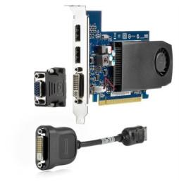Carte graphique NVIDIA GeForce GT630 DP 2 Go PCIe x16 (B4J92AA)