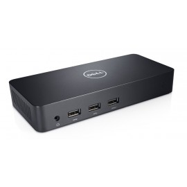 Station d'accueil Dell - USB 3.0 Ultra HD Triple Video (D3100)