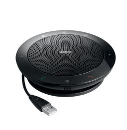 Speakerphone portable Jabra Speak 510 MS - USB et Bluetooth (7510-109)