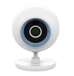 Caméra de surveillance Wi-Fi à vision nocturne portable pour bébé D-Link EyeOn Baby Monitor Junior