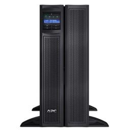 Onduleur Line interactive APC Smart-UPS X 3000VA Rack/Tower LCD 200-240V avec une carte de réseau SNMP/WEB